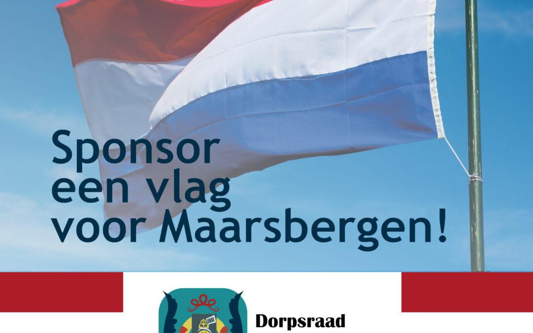 Sponsor een vlag voor Maarsbergen